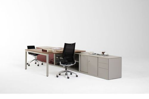 Workstation desk / laminate / contemporary / commercial GEN OFITA