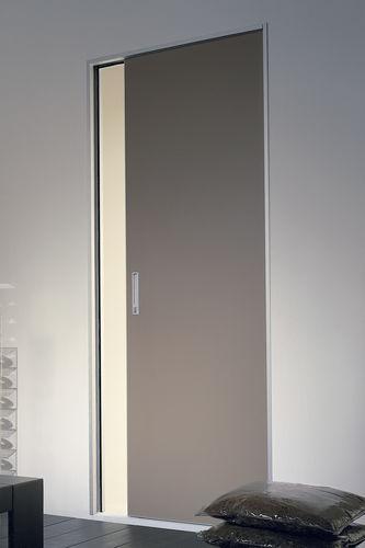 Indoor door / sliding / folding / glass TEAM by P. Borgonovo Citterio