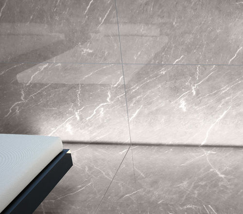 marble look tile / indoor / for floors / wall