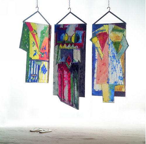 contemporary screen / textile