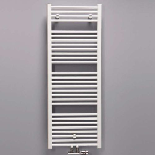 Electric towel radiator / metal / contemporary / bathroom SANI BASIC JAGA