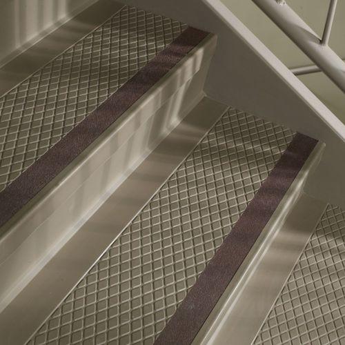 Rubber step covering / non-slip FLEXCO®  FLAMCO FLEXCON