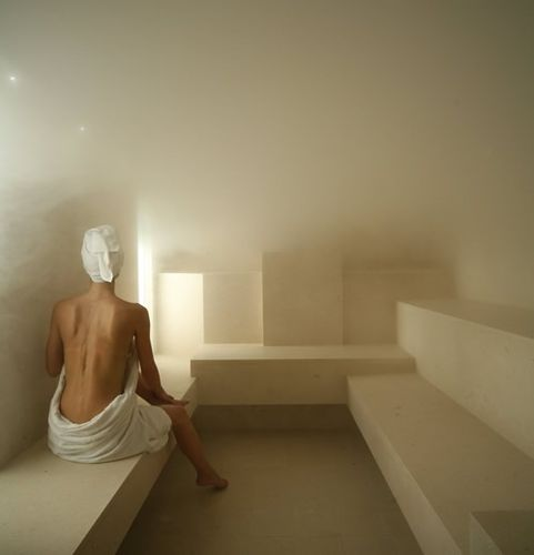 Hammam HAPPY SAUNA - wellness today
