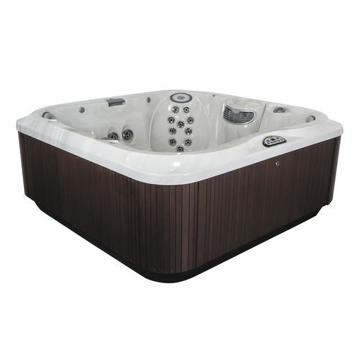 Above-ground hot tub / square / 6-seater / 7-seater J-385™ Jacuzzi®