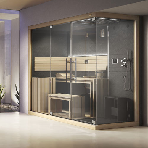 bio sauna / hammam / Finnish / commercial