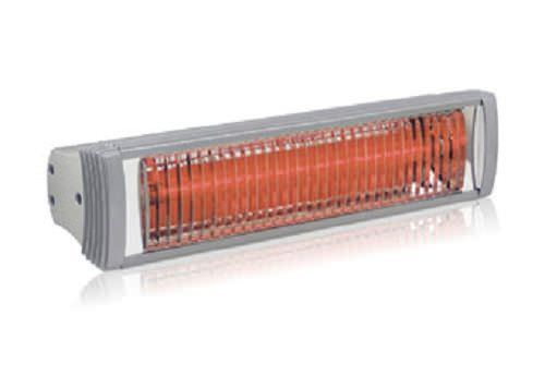 ceiling infrared heater / wall-mounted / electric / commercial