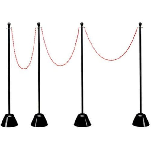 rope guidance barrier