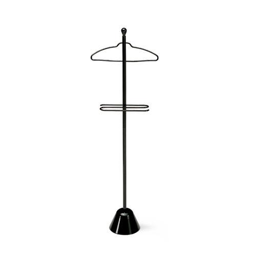 Floor coat rack / contemporary / steel / polypropylene SERVONOTTE Zanotta