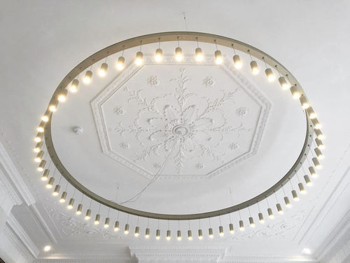 contemporary chandelier - JSPR