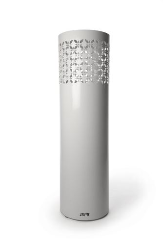 floor-mounted garden torch