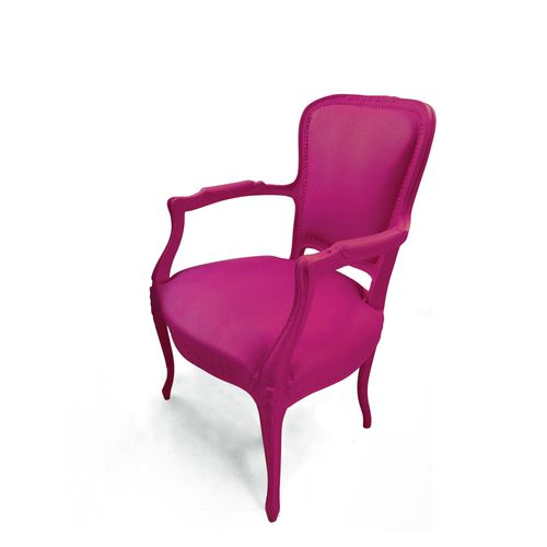 New Baroque design armchair - JSPR