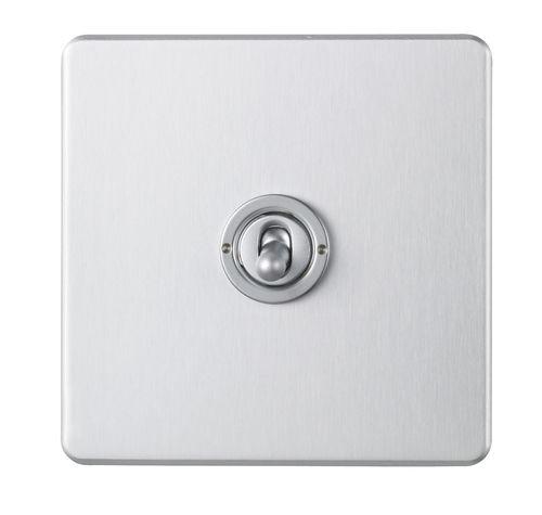 light switch / push-button / toggle / quadruple