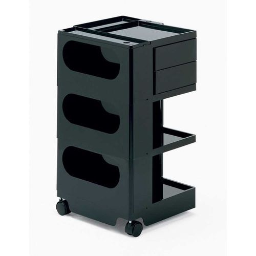 office service trolley / home / plastic
