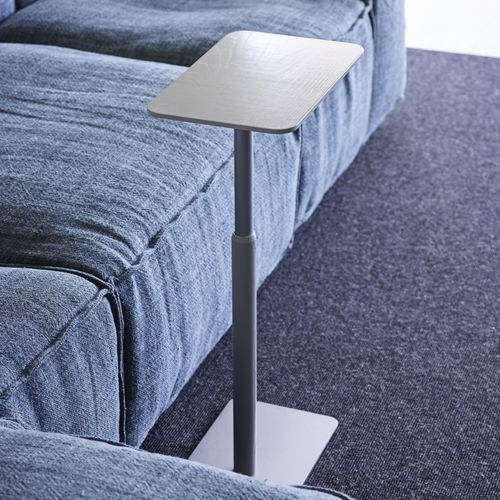 contemporary bistro table / oak / ash / laminate
