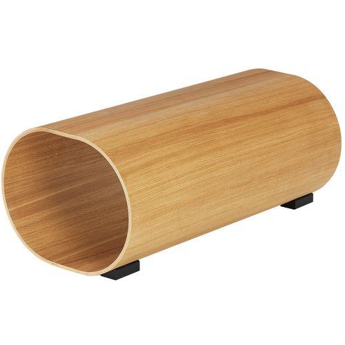 original design bench / oak / by Naoto Fukasawa