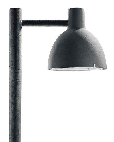 urban lamppost / contemporary / steel / polycarbonate