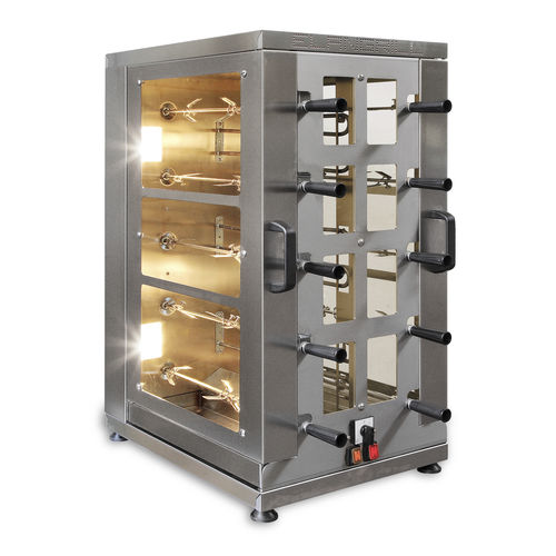 electric oven / commercial / rotisserie