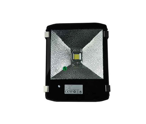 LED floodlight / for public spaces / outdoor 80 W NLX