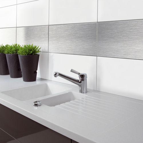 metal wallcovering - Planium