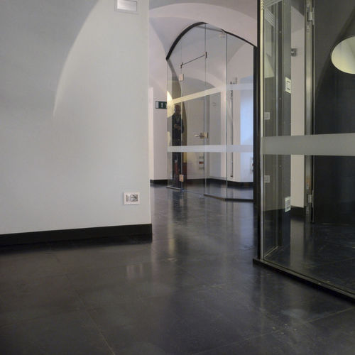 steel raised access floor - Planium