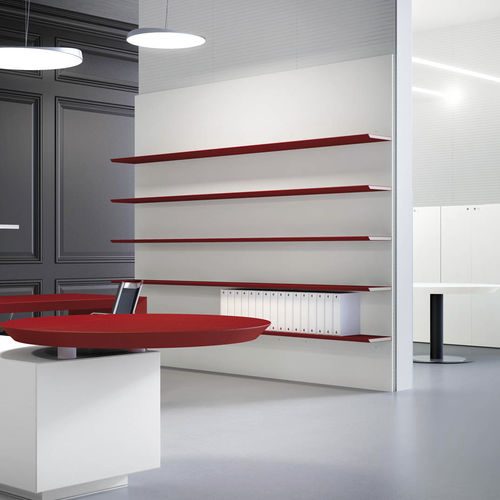 Modular shelf / wall-mounted / contemporary / wooden MULTIPLICEO Fantoni