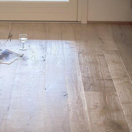 Engineered parquet flooring / floating / oak BRICCOLA VENEZIANA ANTICO TRENTINO DI LUCIO SRL