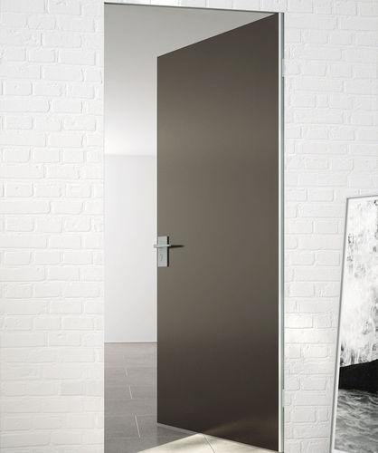 Aluminum door frame - P-070 - METALGLAS