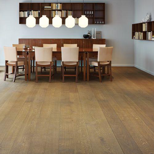 solid parquet floor / glued / nailed / oak