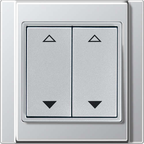 blind switch / push-button / contemporary