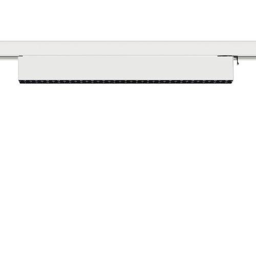LED track light / linear / aluminum / commercial YORI Reggiani  Illuminazione