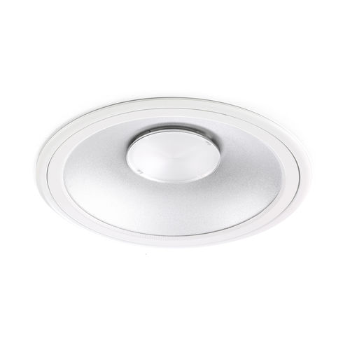 Recessed downlight / LED / round / cast aluminum MILED Reggiani  Illuminazione
