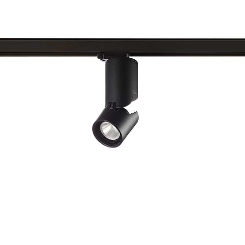 LED track lights / round / cast aluminum / commercial SUNNYLED Reggiani  Illuminazione