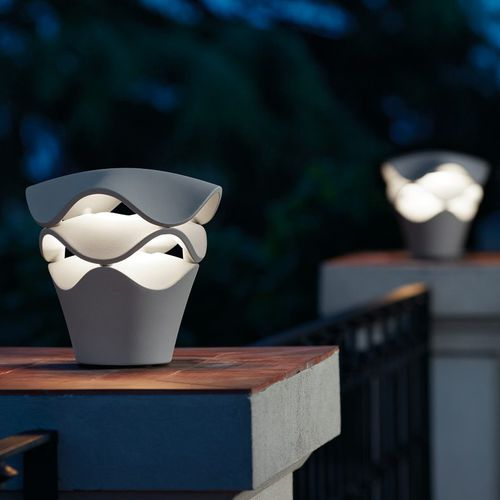 Table lamp / contemporary / polyurethane / dimmable CORNET B/01 by Alex Fernández Camps  BOVER Barcelona