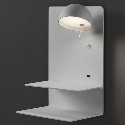contemporary wall light / aluminum / LED / IP20