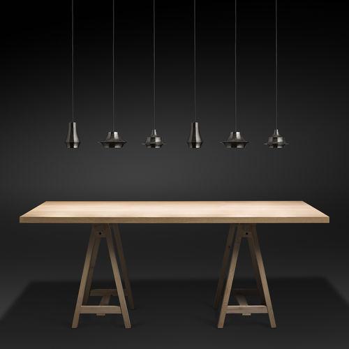 Pendant lamp / contemporary / aluminum / copper TIBETA 01 by Christophe Mathieu BOVER Barcelona