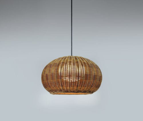 pendant lamp / contemporary / polyethylene / LED