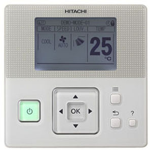 Air Conditioning System Remote Control. PC ARF LED HITACHI