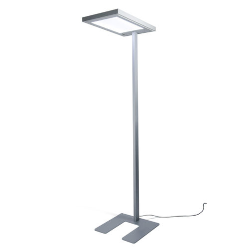 floor-standing lamp / contemporary / aluminum / for architectural lighting