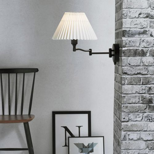 traditional wall light / metal / incandescent / IP20