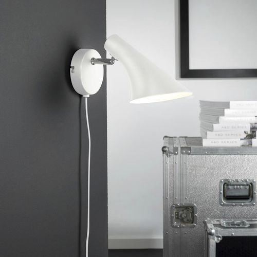 contemporary wall light / metal / incandescent / IP20