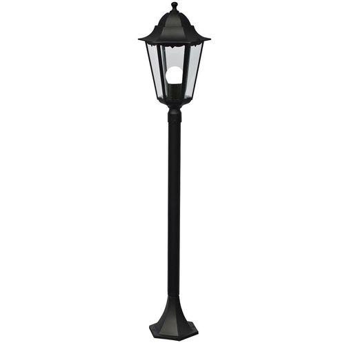 garden bollard light / traditional / aluminum / incandescent