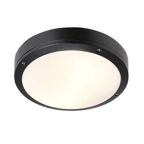 contemporary ceiling light / round / aluminum / incandescent