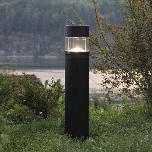 garden bollard light / contemporary / metal / LED