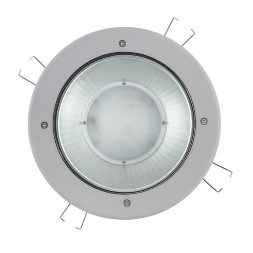 Recessed floor light fixture / LED / round / outdoor AVALON  LUG Light Factory