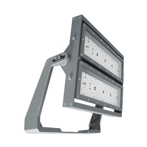 IP66 floodlight / LED / for sports facilities / outdoor