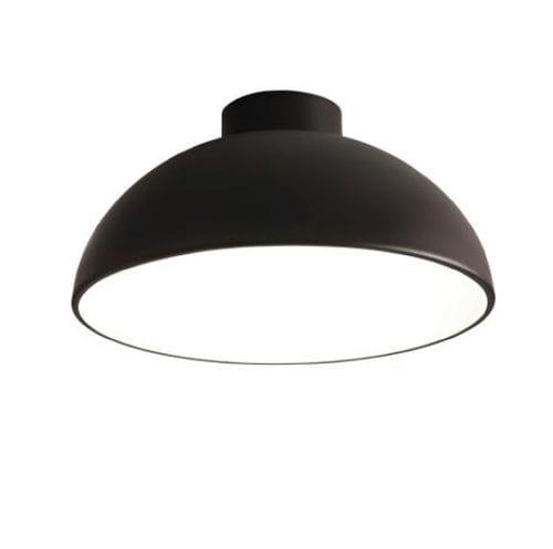 contemporary ceiling light / round / aluminum / halogen