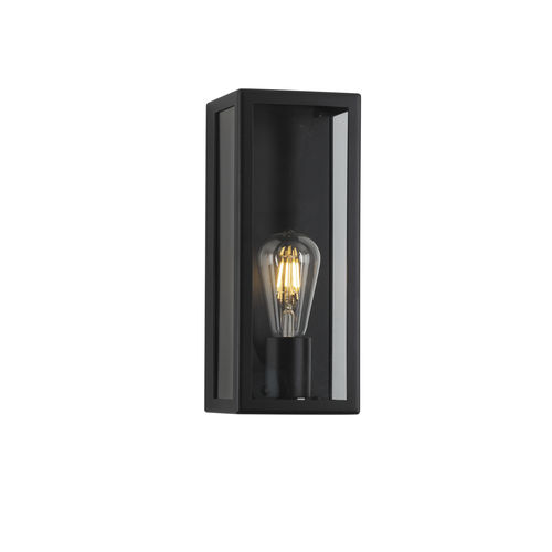 contemporary wall light / bathroom / outdoor / stainless steel