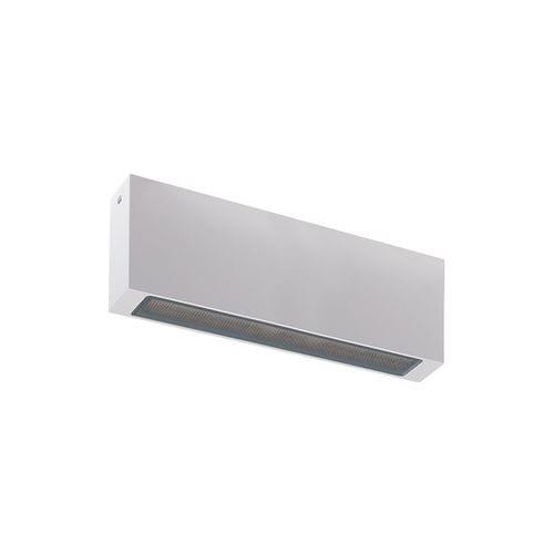 contemporary ceiling light / square / glass / aluminum