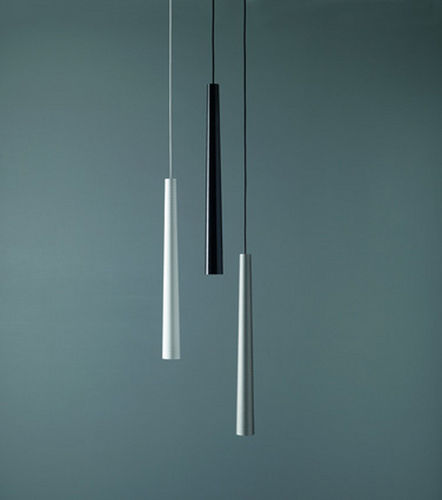 pendant lamp / original design / fiberglass