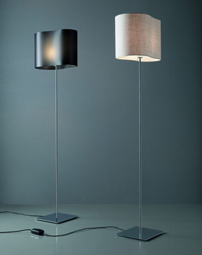 Floor-standing lamp / contemporary / fabric PEGGY by Enrico Franzolini Karboxx